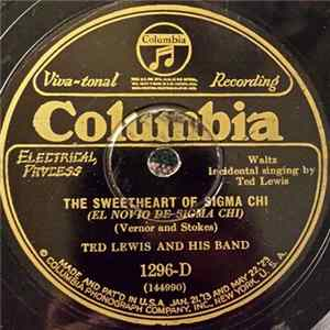 Ted Lewis And His Band - The Sweetheart Of Sigma Chi / Good Night Download