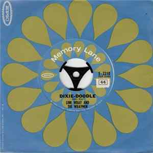 Link Wray And The Wraymen - Dixie-Doodle / Raw-Hide Download