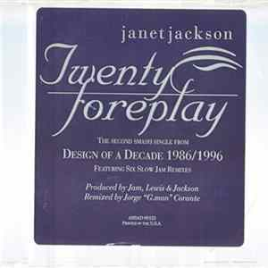 Janet Jackson - Twenty Foreplay Download
