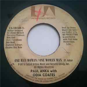Paul Anka - One Man Woman / One Woman Man Download