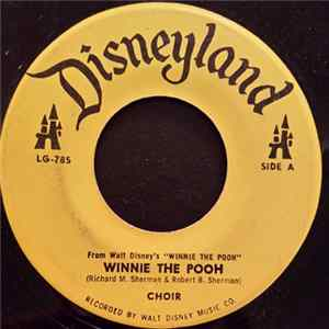 "Unknown Artist / Sterling Holloway - The Music From Walt Disney's ""Winnie The Pooh"" Download"