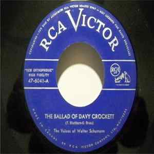 The Voices Of Walter Schumann - The Ballad Of Davy Crockett / Let's Make Up Download