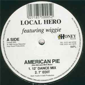 Local Hero Featuring Wiggie - American Pie Download
