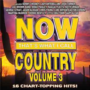 Various - Now That's What I Call Country Vol. 3 Download