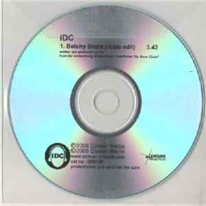 IDC - Bolshy Beats Download