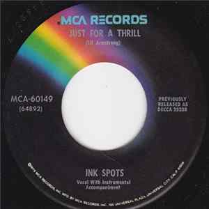 The Ink Spots - Just For A Thrill Download