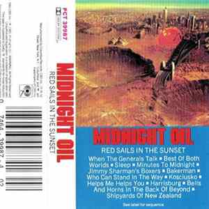 Midnight Oil - Red Sails In The Sunset Download