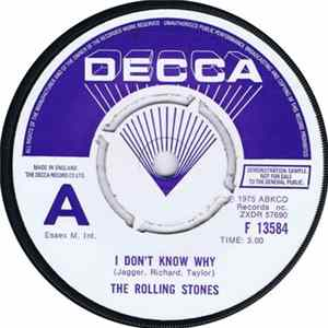 The Rolling Stones - I Don't Know Why / Try A Little Harder Download